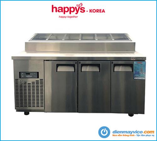Bàn mát Topping Happys HWA-1800TP 1m8