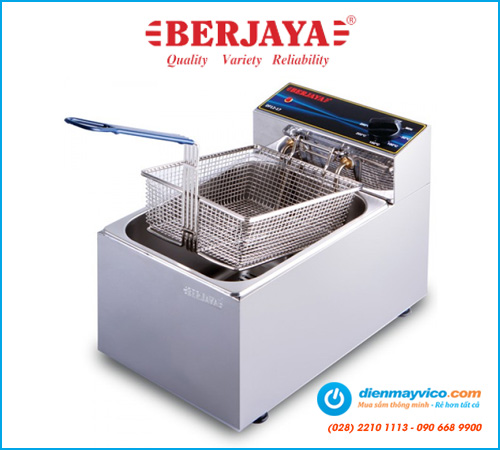 Bếp chiên nhúng Berjaya DF12-17 (dùng điện)