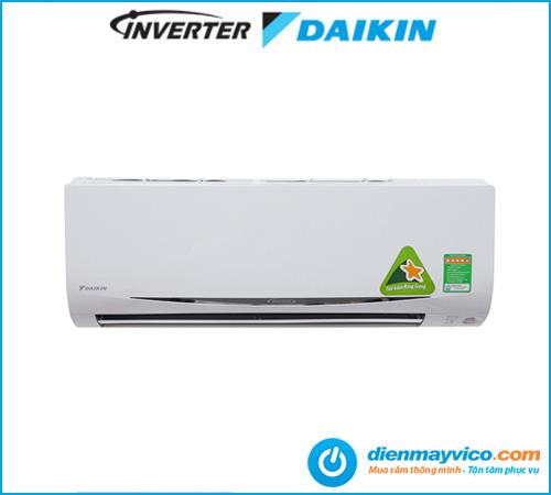 Máy lạnh treo tường Daikin Inverter FTKC35QVMV 1.5Hp