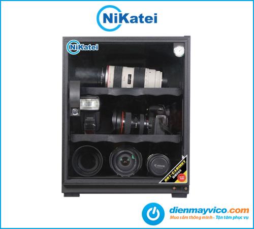 Tủ chống ẩm Nikatei DH060 60 Lít