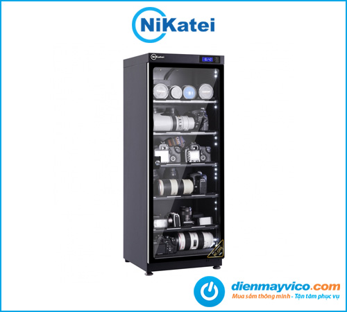 Tủ chống ẩm Nikatei NC-120S 120 Lít