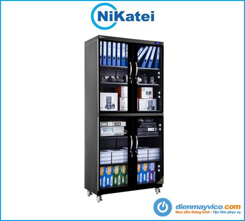 Tủ chống ẩm Nikatei NC-600S 580 Lít giá tốt