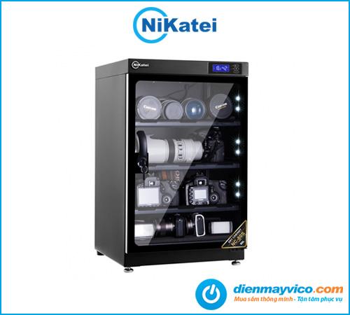 Tủ chống ẩm Nikatei NC-80S 80 Lít