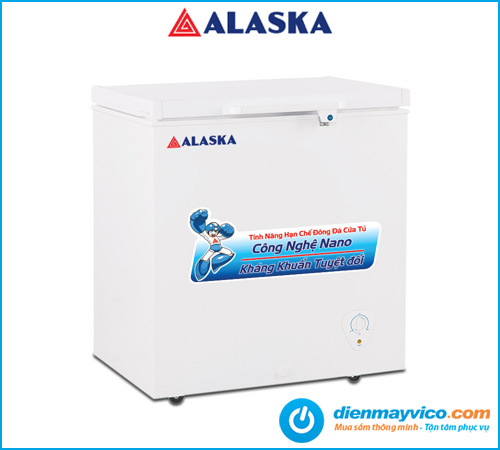 Tủ đông Alaska BD-400 295 Lít