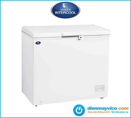Tủ đông Sanden Intercool SNH-0355 300 Lít