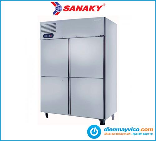 Tủ đông inox Sanaky VH-1299HP 1200 Lít