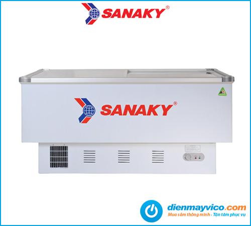 Tủ đông kính phẳng Sanaky VH-999K 516 Lít giá tốt