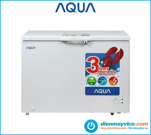 Tủ đông Aqua AQF-C410 308 Lít