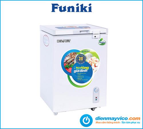 Tủ đông Funiki HCF 106S1N 107 Lít