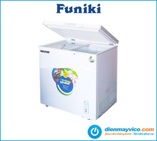 Tủ đông Funiki HCF 335S1PĐ 162 Lít