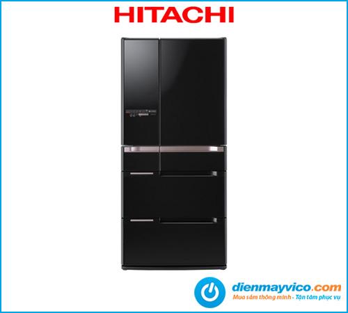 Tủ lạnh Hitachi Inverter R-C6800S 707 Lít