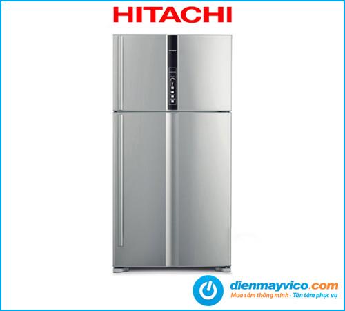 Tủ lạnh Hitachi Inverter R-V720PG1 600 Lít