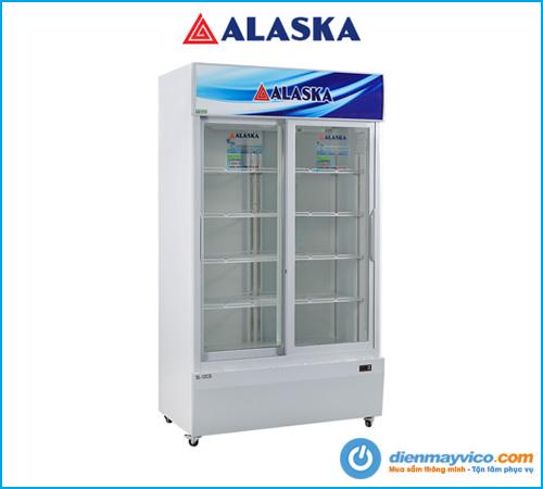 Mua tủ mát 2 cửa lùa Alaska SL-12CS 960 lít chình hãng