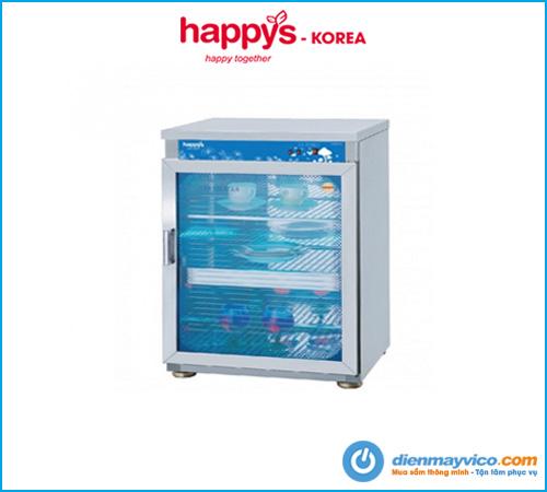 Tủ sấy khử trùng ly chén đĩa Happys HPS-101CR