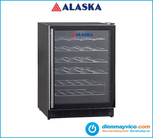 Tủ mát ướp rượu Alaska JC-62 chính hãng giá tốt