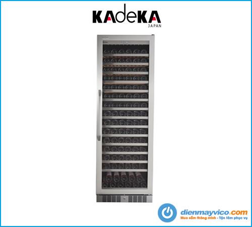 Mua tủ ướp rượu Kadeka KSJ-168EW giá rẻ chính hãng