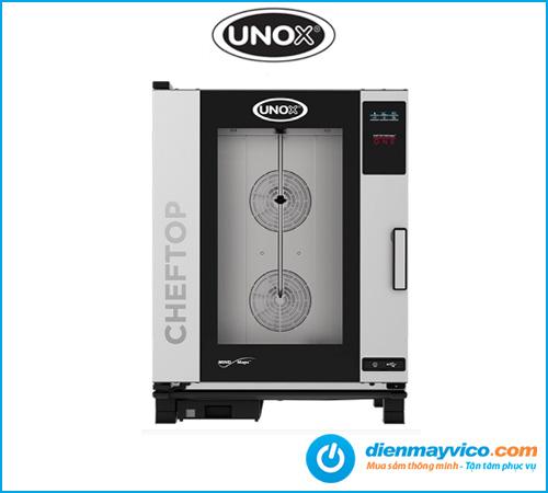 Lò nướng hấp đa năng Unox XEVC-1011-E1R 10 Khay