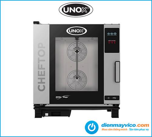 Lò nướng hấp đa năng Unox XEVC-0711-E1R 7 Khay
