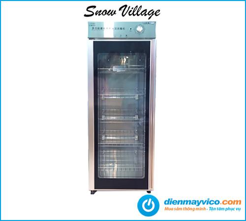 Tủ sấy chén Snow Village 380L - 1 cửa giá tốt - Điện máy Vi Co.