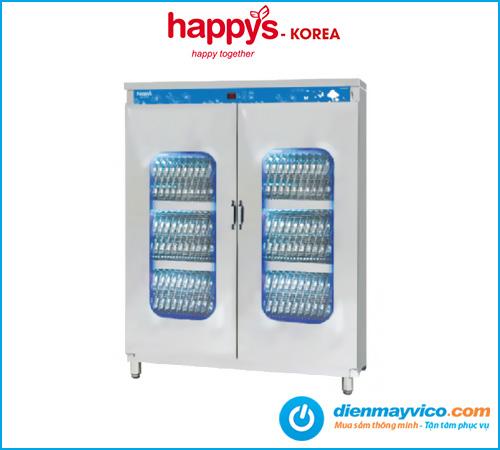 Tủ sấy khử trùng khay ăn Happys HPS-102D Công nghệ Hàn Quốc.