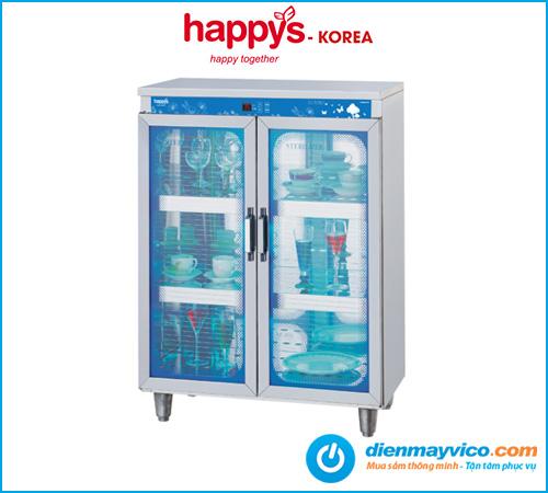 Tủ sấy khử trùng ly, chén, dĩa Happys HPS-104C