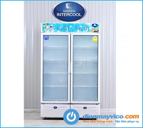 Tủ mát Sanden Intercool SPA-0903 800 Lít