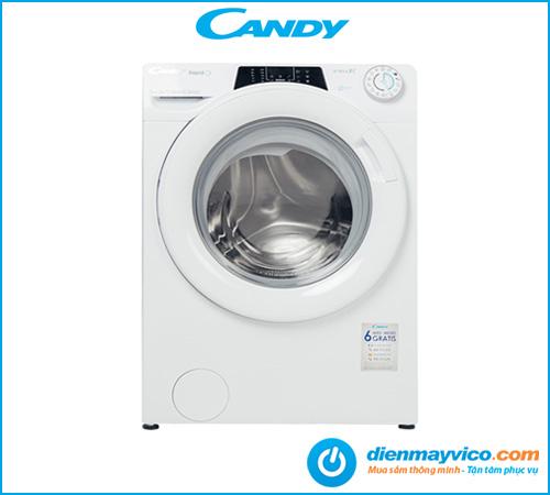 Máy giặt quần áo Candy Inverter RO 1284DWH7/1-S 8 Kg