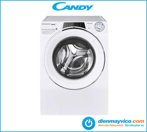 Máy giặt/sấy Candy Inverter ROW 4966DWHC/1-S 9kg/6kg