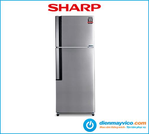 Tủ lạnh Sharp Inverter SJ-X400EM-SL