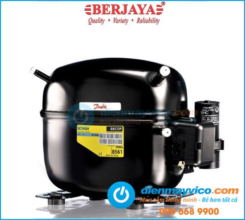 Tủ bánh kem kính cong Berjaya CCS24SB13-2FB 2m4