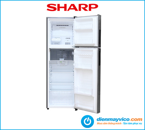 Tủ lạnh Sharp Inverter SJ-X251E-DS 224 Lít