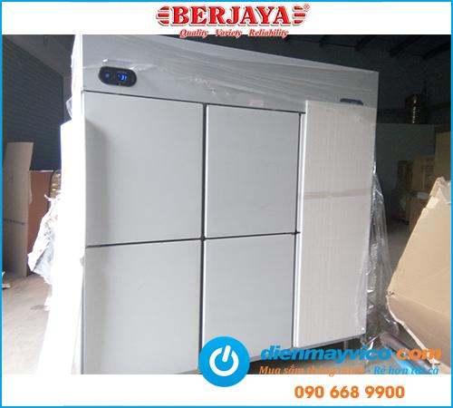 Tủ đông mát 6 cánh Berjaya BSDU4F2C/Z