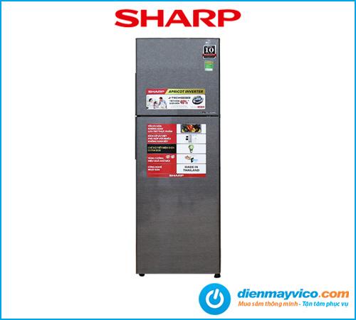 Tủ lạnh Sharp Inverter SJ-X281E-DS 253 Lít