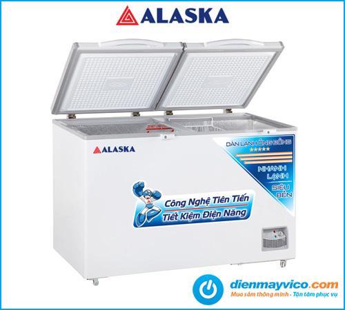 Tủ đông Alaska HB-550C 419 Lít