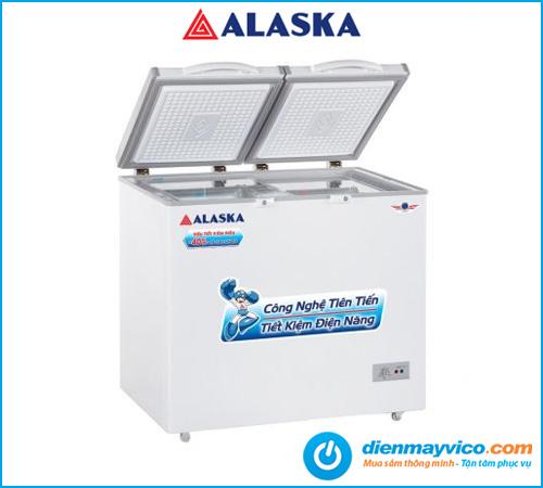 Tủ đông mát Alaska BCD-5067N 500 Lít