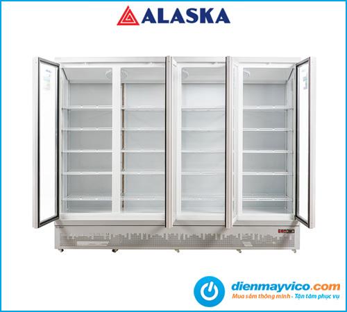 Tủ mát 4 cửa Alaska SL-24C4 2025 Lít