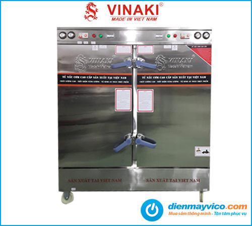 Tủ nấu cơm 24 khay dùng điện Vinaki