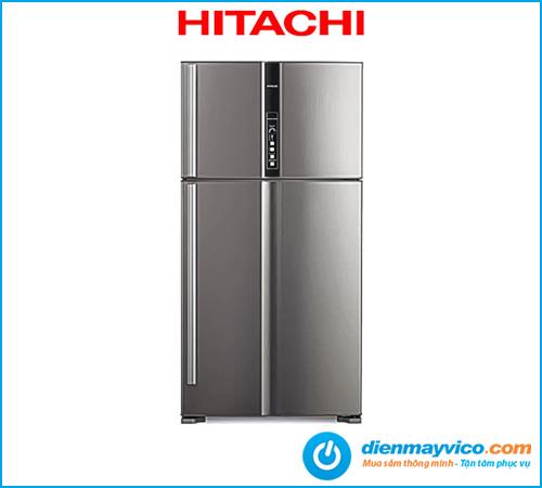Tủ lạnh Hitachi Inverter R-V660PGV3X 550 Lít