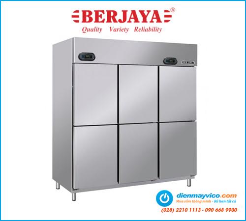 Tủ đông/mát 6 cánh Berjaya BSDU4C2F/Z