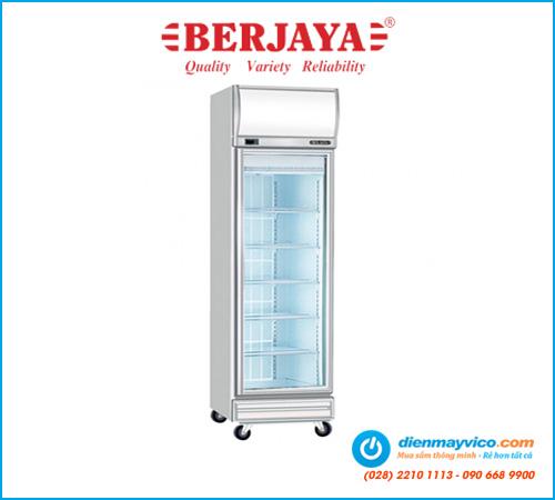 Tủ mát 1 cánh kính Berjaya 1D/DC-SM nhập khẩu giá tốt