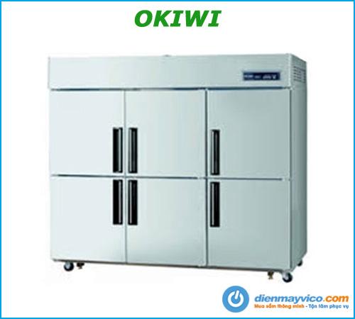 Tủ đông 6 cánh Okiwi NB-1660F1