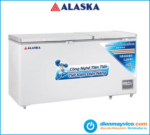 Tủ đông Alaska HB-890C 588 Lít