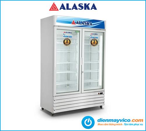 Tủ đông đứng Alaska IFC-100G2 800 Lít