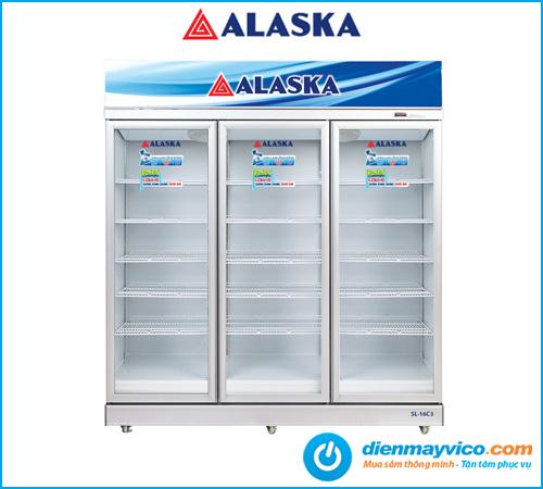 Tủ mát 3 cửa Alaska SL-16C3 1500 Lít