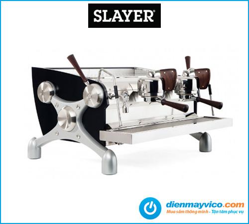 Máy pha cà phê Slayer Espresso 2 group hàng cao cấp, chính hãng.