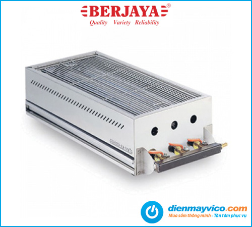 Lò nướng ngoài trời Berjaya BBQ 002 dùng gas
