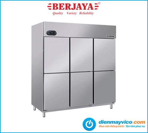 Tủ đông 6 cánh Berjaya BS6DUF/Z
