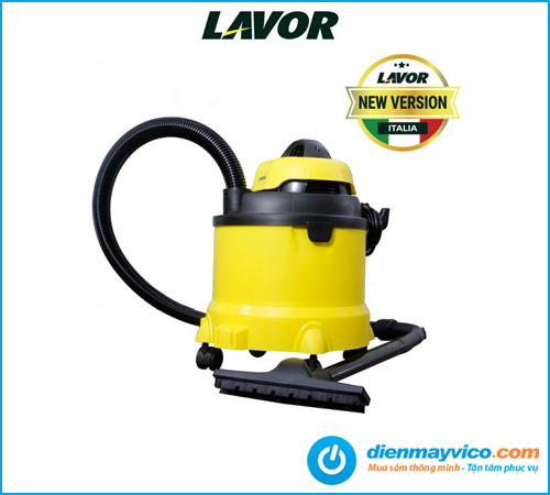 Máy hút bụi khô và ướt Lavor DVC 12PT