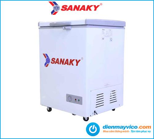 Tủ đông Sanaky VH-1599HY 100 lít