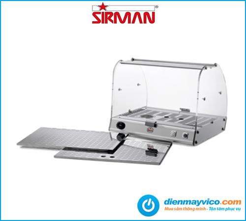 Tủ giữ nóng thực phẩm Sirman VISTA P2